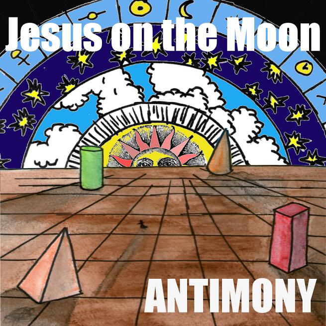 Jesus On The Moon, Tacoma, WA