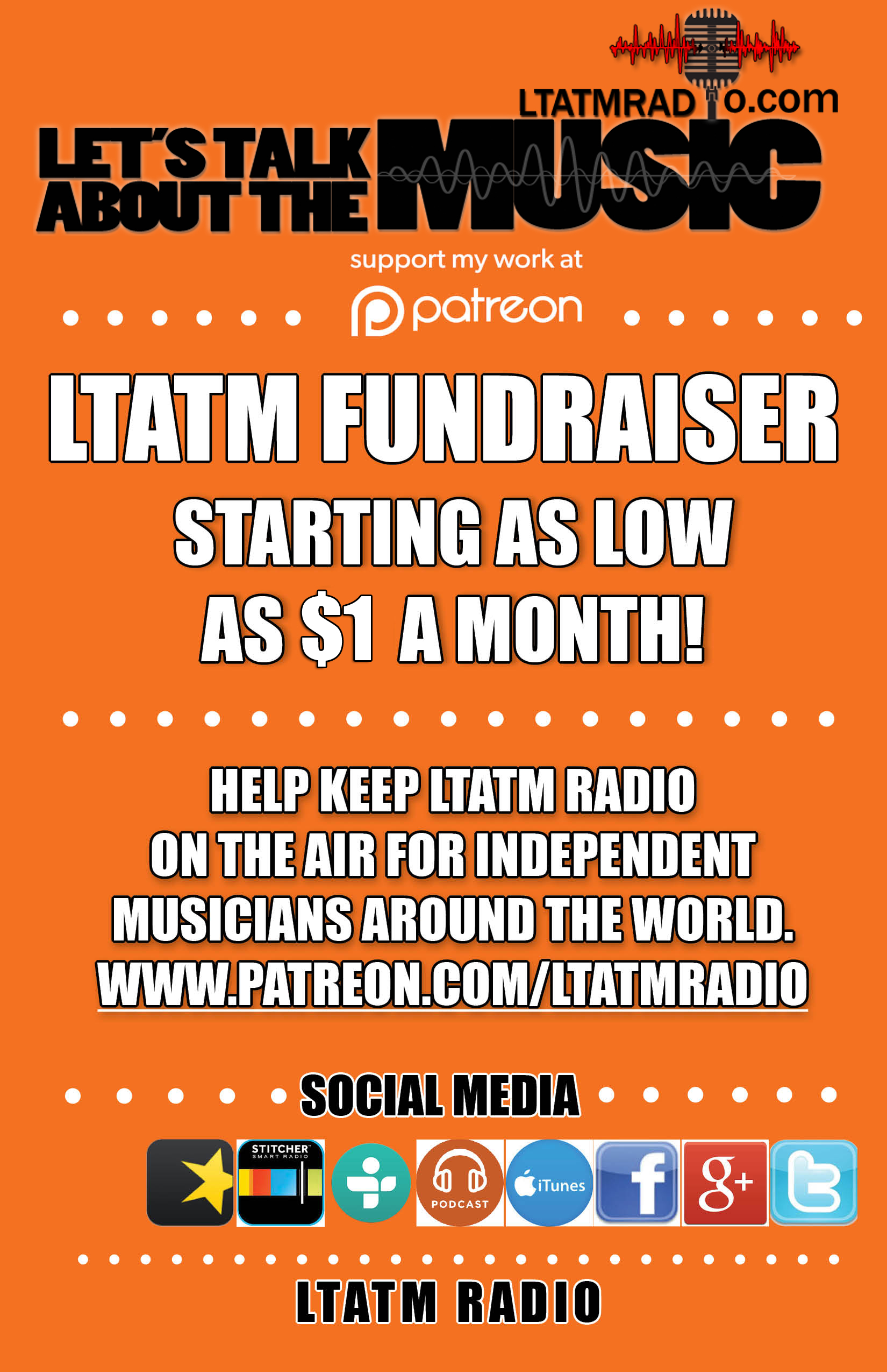 patreon.com/LTATMRADIO